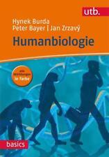 Humanbiologie - Hynek Burda / Jan Zrzavý / Peter Bayer - 9783825241308 PORTOFREI