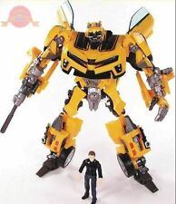 NEW Transformation Robot Human Alliance Bumblebee and Sam Action Figures Toys