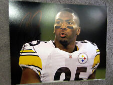 RYAN CLARK Pittsburgh Steelers Autographed SIGNED 8x10 photo w/ COA