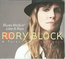Blues Walkin' Like a Man: A Tribute To Son House by Rory Block (CD, Oct-2008,...