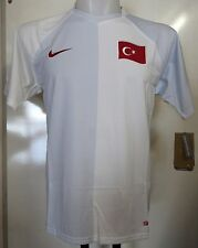 TURKEY FOOTBALL 2007/08 AWAY SHIRT BY NIKE ADULTS SIZE MEDIUM BRAND NEW