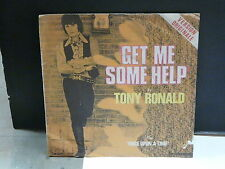 TONY RONALD Get me some help 6109009