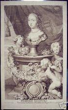 "Petrus Van-Schuppen: ""Hedwigis Eleonora,"" ca. 1690."