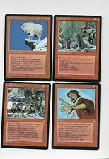 4-magic lot ice age panic mountain goat goblin sappers stone spirit