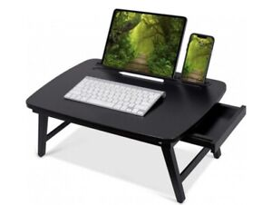 Birdrock Home Bamboo Sit And Stand Desk With Side Storage Drawer