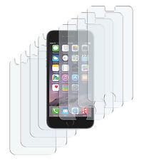 8 x Schutzfolie iPhone 6 6S Matt Folie (4x Vorn- + 4x Hinten) Screen Protector