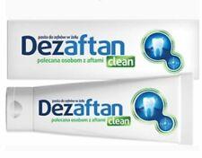 Dezaftan Clean, pasta do zębów w żelu, 75ml