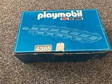 Playmobil Rc Train Track Curves 4385 Boxed With Connectors