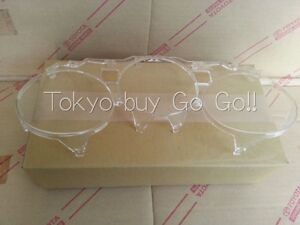 Toyota Supra JZA80 Speedometer Glass NEW Genuine OEM Parts 1993-98