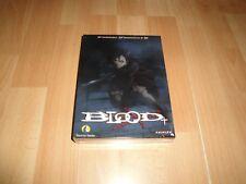 BLOOD + 2ª TEMPORADA ANIME EN DVD CON 6 DISCOS Y 25 EPISODIOS NUEVO PRECINTADO