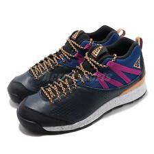 Nike ACG Okwahn II 2 Obsidian Navy Orange Men Outdoors Shoes Sneakers 525367-400