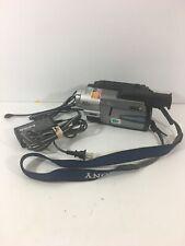 Sony Handycam Ccd-Trv68 8mm Video8 Hi8 Camcorder Player Camera Video Transfer