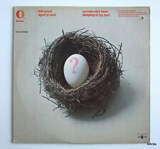 LP:100 proof aged of soul-Somebody been sleeping in my bed-++orig Hot Wax USA