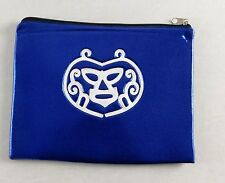 Hurrican Blue 7x9 iPad Tablet Protective bag case Wrestling Lucha Mask NEW Apple