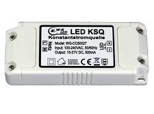 LED Konstantstromquelle|Treiber|15-27V|500mA|KSQ|Constant Current|Driver|12W|13W