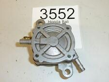 3552 Honda Bali AF 32, Benzinpumpe