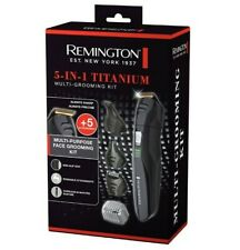 Remington Cordless Beard Trimmer Shaver Electric Mens Hair Clipper Rechargeable