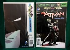 NEW Batman #13 #17 Death of the Family Newstand Edition Snyder Capullo DC Comics