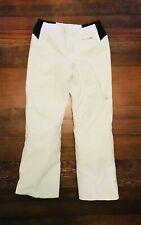 Spyder Women's Ski Pants Large Size 12 US White
