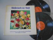 LP VA Meisterwerke der Musik / 2LP (6 Song) MAIN RECORDS Deaky Loy Pitamic