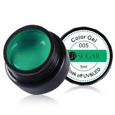 5ml Painting UV Gel Pure Multi-color Pearl Shimmer Nail Art Gel Varnish UR SUGAR