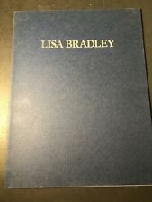 Exhibition Catalog : Lisa Bradley / 1989