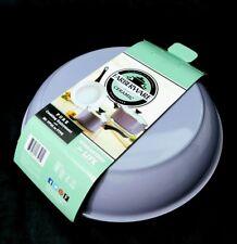 "Farberware Lavender 10"" Skillet Purple Fry Pan Ceramic PTFE Free"