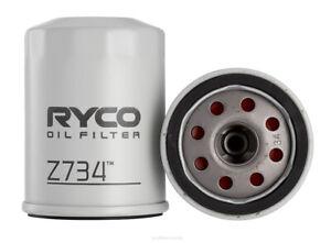 Ryco Oil Filter Z734 fits Suzuki Swift 1.5 (RS415), 1.6 Sport, 1.6 Sport (RS416)