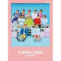 Wanna One 1st Mini album [1x1=1 To Be One] Pink Ver. CD+Poster+Card+Booklet