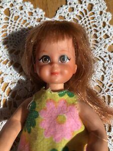 Mattel Vintage Barbie Chris Doll European Redhead, Friend Of Tutti!!