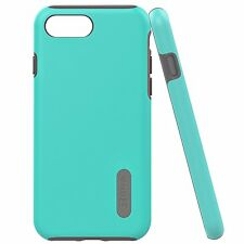 Apple iPhone 7 Plus Two-Layer Super Slim Heavy Duty Protective Case (Mint Green)