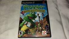 Frogger The Great Quest Playstation 2 PS2 Video Game Used
