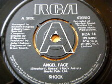 "SHOCK - ANGEL FACE  7"" VINYL"