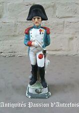"""B2017529 - Figurine """" Napoléon """" en biscuit de porcelaine - 1950-70"""