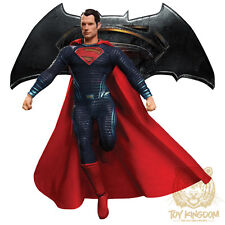 "Dawn of Justice SUPERMAN (Cavill) - Mezco One:12 Collective 6"" Action Figure NEW"