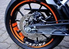 Felgenaufkleber Tuning KTM Duke RC 125 250 390 Wheel Sticker - TOMTEC-Racing®