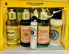 L'Occitane En Provence Head to Toe Exclusive Travel Set Best of Provence New 6pc