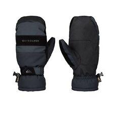 Équipements de neige noires Quiksilver pour les sports d'hiver