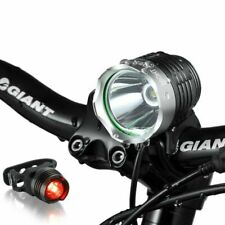 One Week Only 1200 Lumens Mountain Bike Headlight LED Light Rechargeable Outdoor