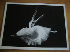ALESSANDRA FERRI  FOTO BALLET GISELLE SAN CARLO NAPOLI