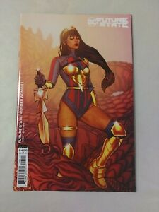 DC Comics Future State Wonder Woman 1 Cover B Jenny Frison Variant NM