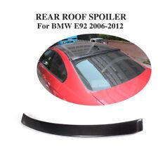 Carbon Fiber Rear Roof Spoiler Auto Wing Lip Fit for BMW 3 Series E92 M3 06-12