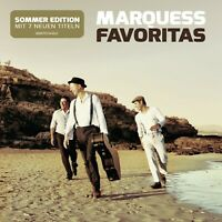 MARQUESS - FAVORITAS-SOMMER EDITION  CD NEU
