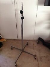 Heavy Duty Photogenic Light Stand w/ Casters
