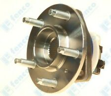 Wheel Bearing and Hub Assembly-4-Wheel ABS Front,Rear Quality-Built WH513187