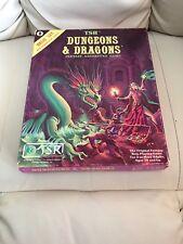 Dungeons and Dragons Set di base