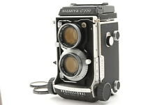 EXC MAMIYA C220 + SEKOR 105mm F3.5 TLR medium format camera from Japan