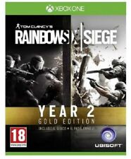 VIDEOGIOCO TOM CLANCY'S RAINBOW SIX SIEGE GOLD EDITION YEAR 2 XBOX ONE ITALIANO