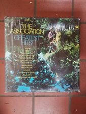 Warner Brothers, LP, THE ASSOCIATION - GREATEST HITS W1767