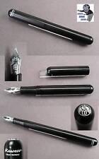# Kaweco Liliput Soporte relleno de aluminio en negro nueva #